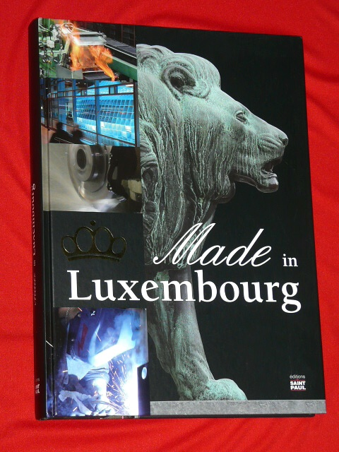 Made in Luxembourg 2008 Luxemburg