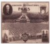 FGSPF Concours Internationale Paris 1923 Luxembourg Italie Holla
