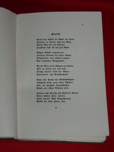 Lichter Und Funken Gedichte Nikolaus Hein 1917 Luxemburg