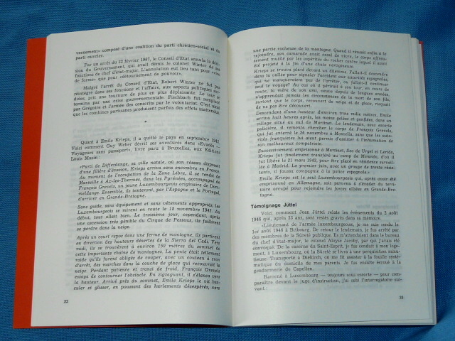 Luxembourg putsch henri koch kent 1979 luxemburg militaria