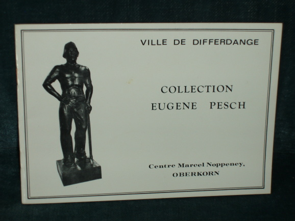 Differdange Oberkorn Collection Eugene Pesch Luxembourg Noppeney