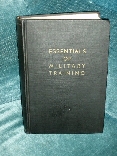 Essentials Military Training October 1951 Regular Army USA Penns