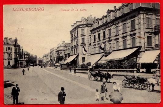 Nostalgie isolde gmbh - Magasin avenue de la gare luxembourg ...