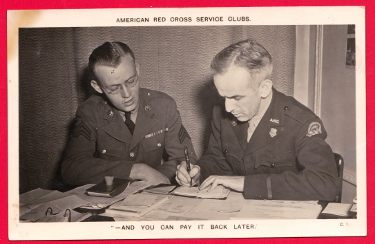 American Red Cross Service Clubs U.S. Armed Forces And you can p