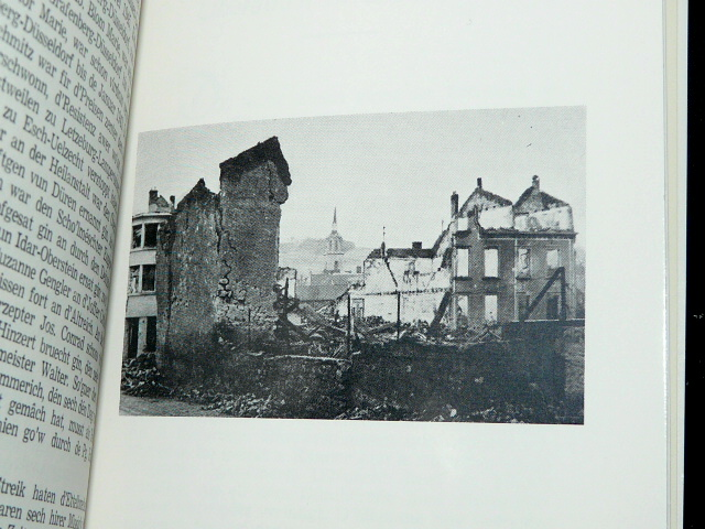 Ettelbruck à ses Morts l'Occupation 1940 1945 1951 Ettelbrück Mo