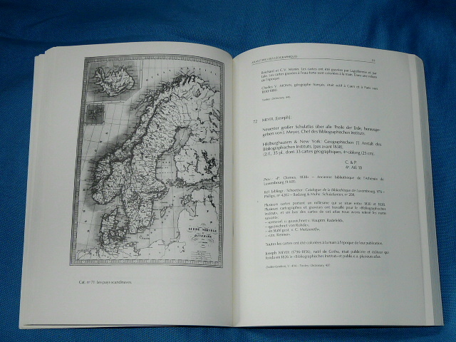 Cosmographies Théâtres Monde Atlas 1984 Emile Vekene Luxembourg