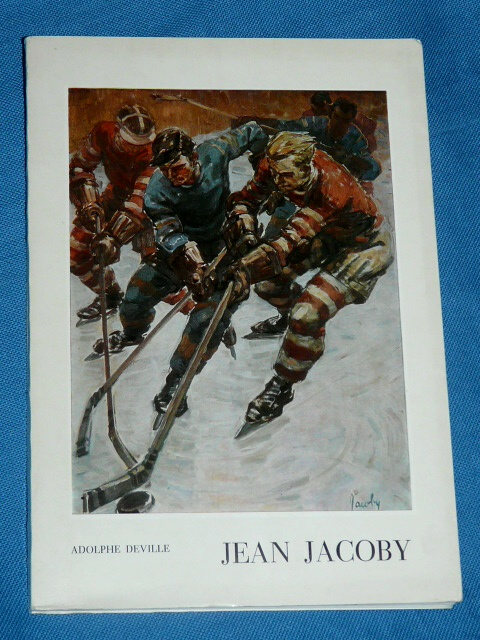 Jean Jacoby A. Deville Luxembourg 1967 or Jeux Olympiques 1924 P