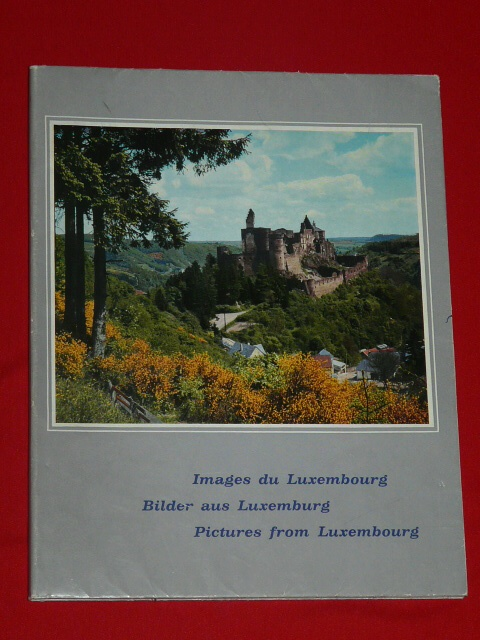 Pictures from Luxembourg Carlo Hemmer Marcel Schroeder 1960