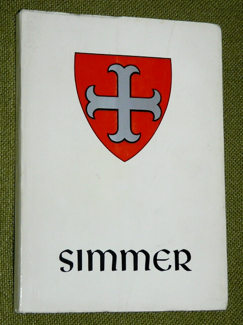 Simmer Simmern Sapeurs Pompiers Septfontaines 1910 1970 60 Anniv