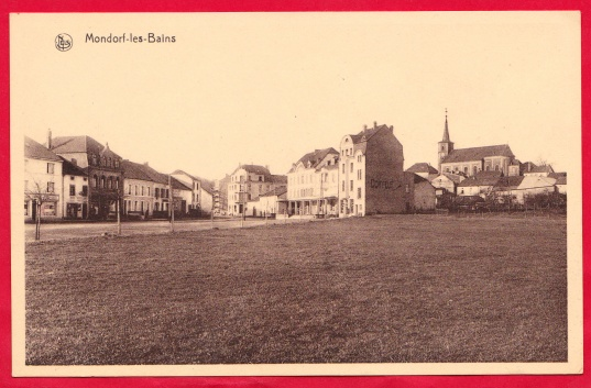 Mondorf Luxembourg Panorama Nels Photo Schumacher Luxemburg